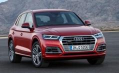 Audi представила второе поколение Q5