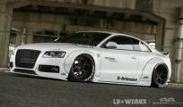 Audi A5/S5 получили широкий боди-кит