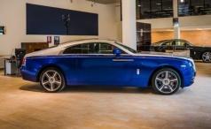 Компания Rolls-Royce Motor Cars Moscow открыла салон по продаже Rolls-Royce с пробегом!