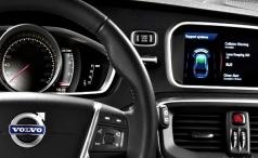 Ericsson и Volvo сделают гаджет из автомобиля