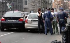 Дорожно-транспортное происшествие – как правильно себя вести?