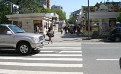 Камикадзе на дороге или как быть с пешеходами-нарушителями