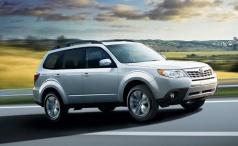 Subaru Forester 2013 - пожалуй, лучший кроссовер на автомобильном рынке