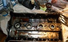 Очищаем двигатель от нагара