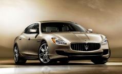 Новый Maserati Quattroporte: тайна раскрыта