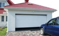 Как устроить гараж