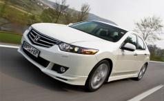 Обновленная Honda Accord