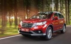Новое обновление от Honda для модели CR-V