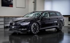 Немецкая компания АВТ представила новую разработку тюнинга для Volkswagen Passat B8