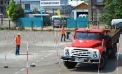 Подведение итогов отборочного тура межрегионального турнира Чемпионата России мастеров обучения вождению