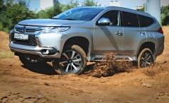 Mitsubishi объявила старт продаж и цены на Pajero Sport